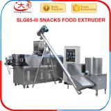 Puff maíz crujiente Snack Machine/Resopló aperitivos de la producción de pellets de la línea de decisiones