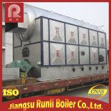 Chaudière à vapeur horizontale de combustion de chambre pour l'industrie