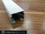 Voie principale en aluminium pour des abat-jour de verticale avec le blanc anodisé ou l'argent