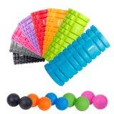 """Rodillo de espuma con bolas de masaje-13""""X5.5""""EVA músculos Roller"""