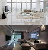 De lichtgrijze Witte Marmeren Tegel van de Vloer/de Tegel van de Muur