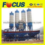 Planta concreta caliente Nigeria del tratamiento por lotes de Hzs90 90m3/H