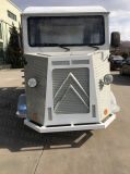 台所電気熱くする食糧ホットドッグの通りの譲歩の食糧トラック