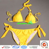 Frauenhalter-reizvoller Bikini/heißer Bikini
