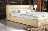 Американская мебель кровати кожи новой модели типа C021