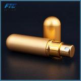 5ml詰め替え式の携帯用小型アルミニウムスプレーの噴霧器の空の香水瓶