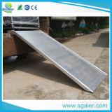 LKW-Laden-Rampe des China-Hersteller-ATV Hochleistungs-, Gleitschutzoberflächenaluminiumrampe