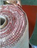 En fibre de céramique chiffon avec de l'acier inoxydable