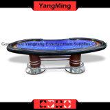 Erzeugungs-Aufsteigen-Texas-Schürhaken-Kasino-Tisch der Bohnen-2 (YM-TB013)