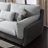 321 Gewebe-Sofa nach innen mit Feder für Wohnzimmer-Möbel