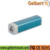 Venta caliente portátil USB Stick Labial cargador de móvil