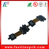 Controlado de impedancia Multilayer PCB Flex rígido