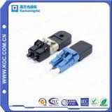 Mini Loopback óptico unimodal de fibra con varios modos de funcionamiento del LC