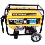 5kVA/6kVA/7kVA/8kVA Snk Power Gasoline Generator für Südafrika Market