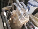 PC usado 450-8 de KOMATSU da máquina escavadora