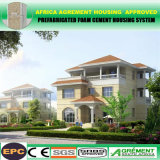 Casa prefabricada de la alta calidad del diseño moderno del EPC para la oficina de la comodidad