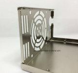Переходника штемпелюя коробку металла силы коробки штемпелюя коробку для раковины нержавеющей стали электропитания переключателя электропитания компьютера