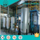 半連続的な使用されたタイヤ、ゴム、プラスチック熱分解装置