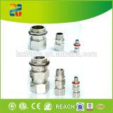 Stecker des Qualitäts-Koaxialkabel-Stecker-RG6 der Komprimierung-F