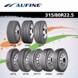Los neumáticos de la compra dirigen de los neumáticos privados de aire de China 11r22.5 11r24.5 295/75r22.5 315/80r22.5 385/65r22.5 para la venta