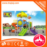 LLDPE와 Steel Tube Outdoor Playground Equipment Slide