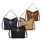 Novo Saco de ombro com mulheres de moda Fashion Hobo Bag com bloqueio
