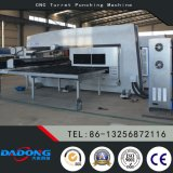 Máquina de perfuração servo elétrica Es300 da torreta do CNC
