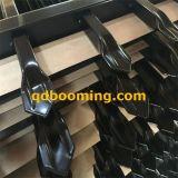 Трубчатые стальные панели загородки гарнизона обеспеченностью