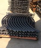 China de tubo de acero inoxidable de la curva de Customed