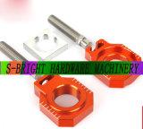 Peças de usinagem CNC de alumínio de precisão customizadas
