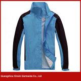 Revestimento de ciclagem respirável impermeável Windproof das mulheres feitas sob encomenda (J188)