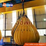 30ton teste de carga de água sacos de lastro