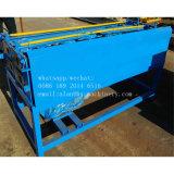 Machine de fente colorée de tôle d'acier