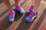El hombre y mujer Badminton zapatos deportivos