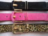 Accessori di cuoio decorativi dell'indumento della cinghia dell'inarcamento di Pin dell'unità di elaborazione di modo su ordinazione
