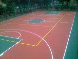 Spray Paint Spu Liquid Basketball Court (JRace CD002)