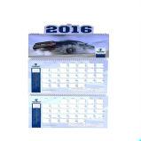 Servicio de impresión promocional del calendario de pared (jhy-531)