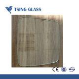4/5/6mm ultra chiari/basso rivestono di ferro/vetro Tempered bianco eccellente per la serra