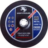 Couper la roue à plat en acier inoxydable pour 230X3X22.2
