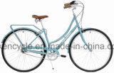 """28 """" повелительница Велосипед города тормоза педали скорости способа 3 велосипеда города повелительниц сбор винограда старая"""