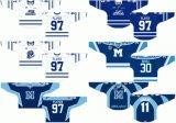 Настраиваемые Онтарио хоккейной лиги Миссисауга Steelheads 1997-2016 дома и дороги Хоккей Джерси