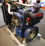 Motor diesel refrescado Turbocharged e inter QC4112zld para el uso del generador