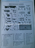 Qualité de la pièce de machine à coudre de ménage (HA-1-204)