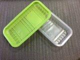 密封されたふたが付いている卸し売り使い捨て可能なプラスチック食糧容器
