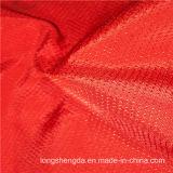 tela punteada al aire libre tejida 50d 100% del poliester del telar jacquar de Oxford de la verificación del llano de la tela escocesa de la tela cruzada (53213)