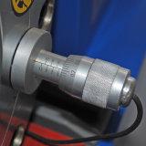 Machine complète hydraulique pour sertir et esquiver