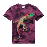 最上質のCustom 3D Logo Printing T Shirt