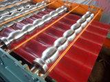 艶をかけられるカラー鋼鉄は転送する屋根ふきシートをタイルを張り機械を形作る