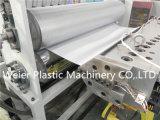 sortie 300kg/Hr de machine ondulée de feuille de toiture de PVC de plastique