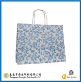 С другой стороны бумаги китайском стиле сумки для покупок (GJ-Bag538)